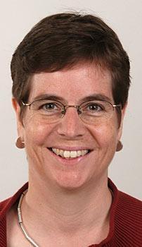 Dr. Maya Horst (Foto Kinderspital Zürich)